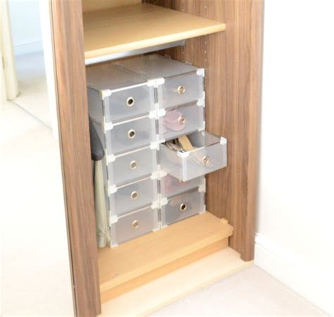 shoe storage with drawer della clear shoe storage boxes with pull out drawers