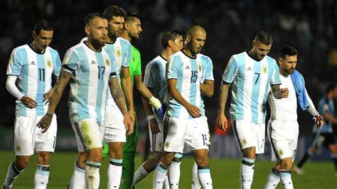 Peluang Argentina Di Piala Dunia 2018 Hitung Peluang Lolos Piala Dunia 2018 Fourfourtwo