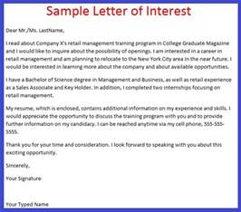 application letter exle application letter of