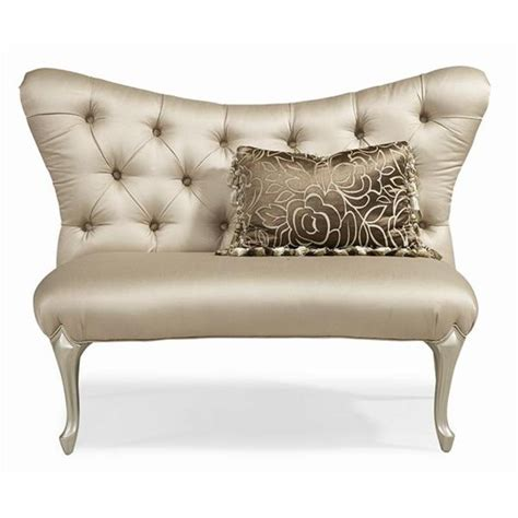 a plus upholstery uph settee 04a schnadig furniture caracole upholstery