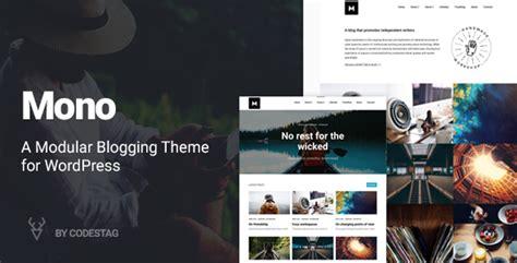 ps4 themes erstellen mono ein modulares blogging theme f 252 r wordpress