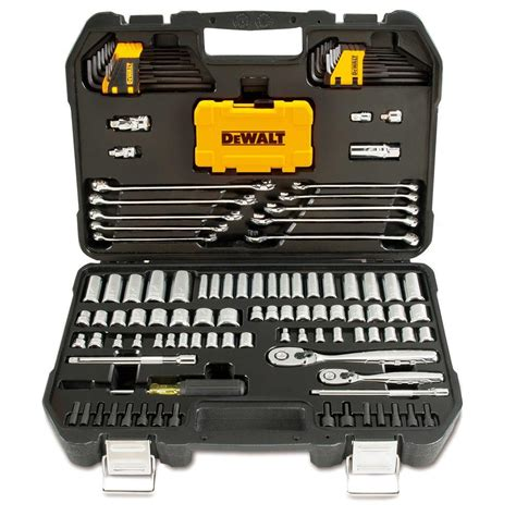 dewalt mechanics tool set 142 dwmt73802 the home