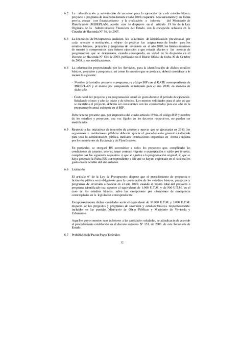 libro instrucciones libro instrucciones 2010 presupuesto