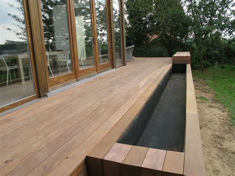 terrasse bois 06 terrasse en ipe sur pilotis des terrasses pleines did 233 es