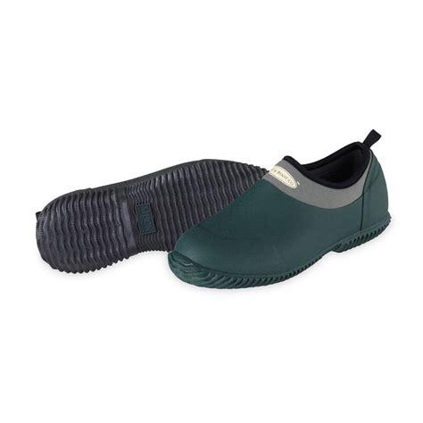 muck shoes the muck boot company daily garden shoe green gardening