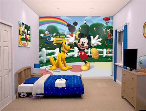 mickey home decor minnie and mickey mouse wall d 233 cor for nursery home design decor