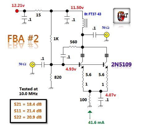 transistor lifier feedback parallel transistor feedback lifier circuit circuit diagram seekic