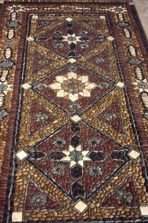 30 garten pathway kieselstein mosaik ideen f 252 r ihr zuhause