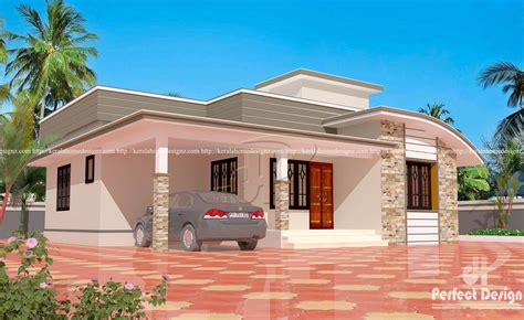 home disign 13 lakhs cost estimated modern home design kerala home