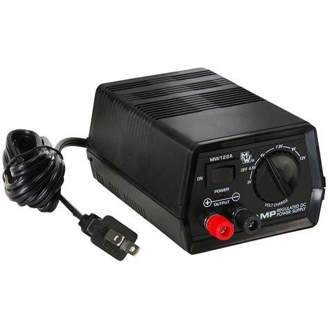 Power Suplay Regulator 2 power supply regulated 3 12 vdc 2a 6 way