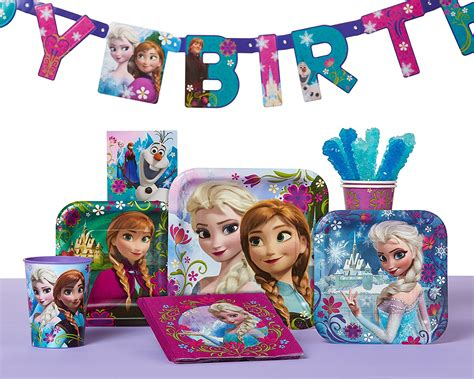 frozen party supplies walmartcom