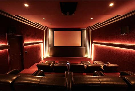 tips on choosing your home theater lighting hooked up