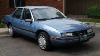 Chevrolet Corsica Chevy Corsica 1989 One Owner 70 500 For Sale
