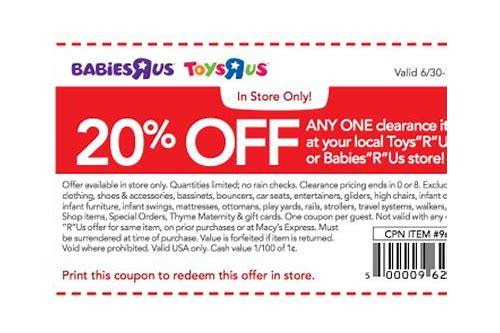 toys r us rewards 20 off coupon