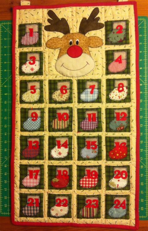 Patchwork Advent Calendar Pattern - 73 best cosas hechas por mi de patchwork images on