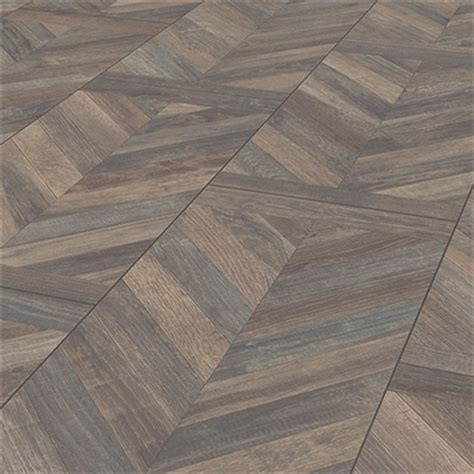 My Style 8mm Chateaux Oak Embossed Herringbone Laminate