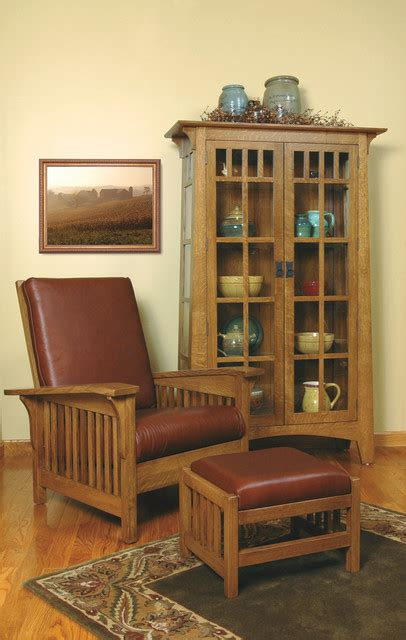 craftsman style living room furniture mission style white oak living room furniture craftsman