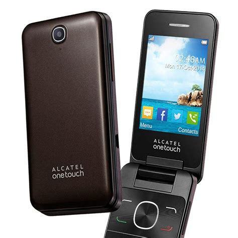 Second Hp Alcatel One Touch alcatel one touch 2012d dual sim marron 4894461176246 csmobiles