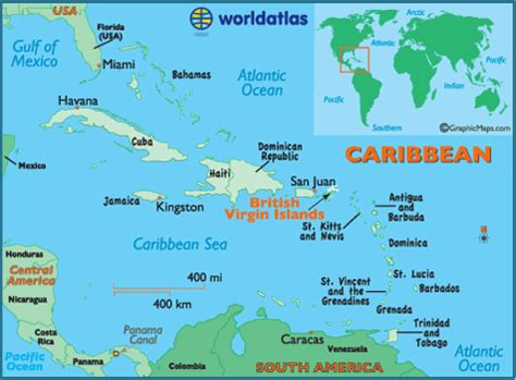 british virgin islands map location british virgin islands map geography of british virgin