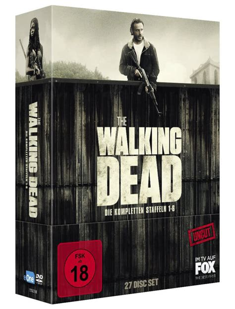 the walking dead staffel 6 wann the walking dead dvd box staffel 1 6 jetzt vorbestellen