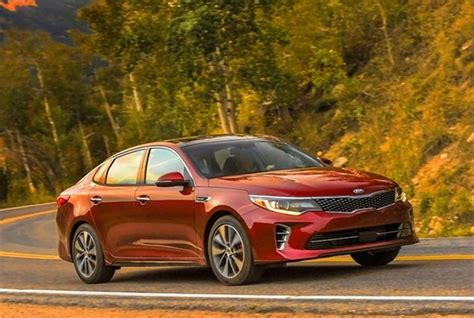 Kia Optima Base Model Kia Sets Msrp For 2016 Optima At 21 840 News