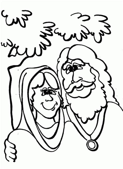 coloring page abraham and sarah coloring pages sarah and abraham coloring home