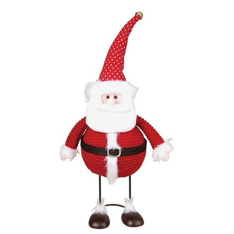 christmas bobble santa