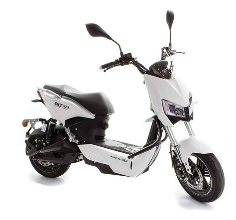 Mofa Paradies by Sxt Z3 2 Sitzer Elektroroller Mit 2500 W Und 45 Km H