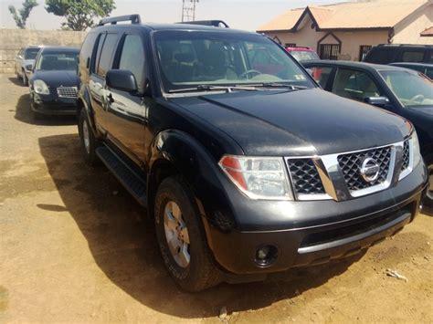 nissan jeep 2005 toks nissan pathfinder jeep 2005 model 1 7m autos nigeria