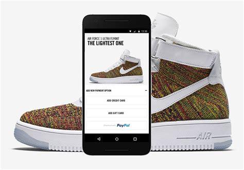 sneaker collection app nike snkrs app update february 2016 sneaker bar detroit