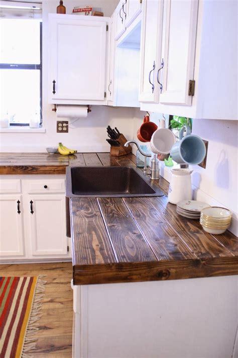 Cheap countertop idea    my home in 2018