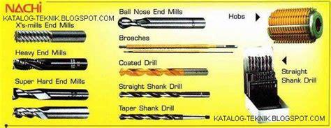 Mata Bor End Mill katalog teknik mata bor nachi nachi drill