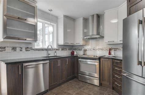 cuisine blanc laqué plan travail bois dosseret cuisine blanc recherche deco future et