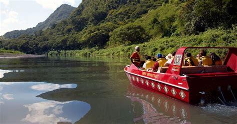 jet boat fiji unique sigatoka river jet boat safari in fiji islands for