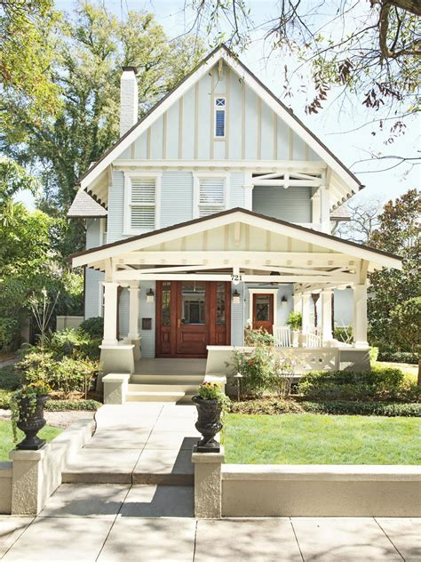 craftsman style house colors photo page hgtv