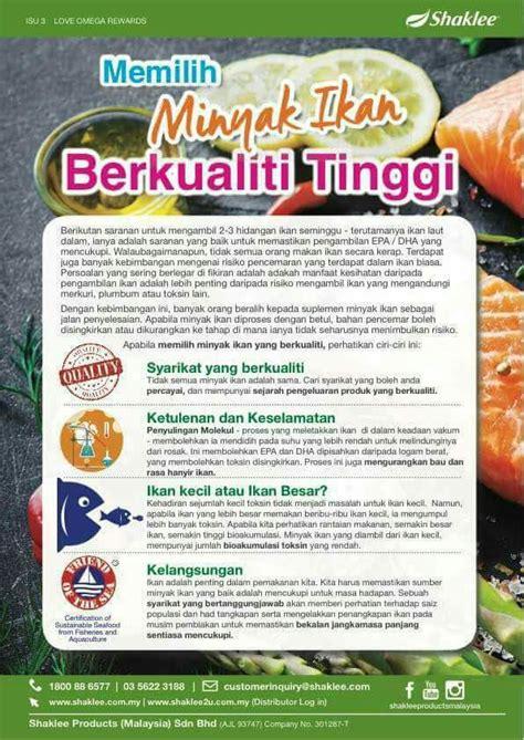 Minyak Ikan Wellness bahaya minyak ikan yang tercemar