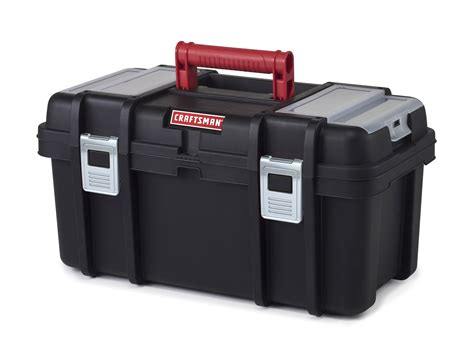 craftsman tool box craftsman 19 inch tool box with tray black portable toolboxes tool