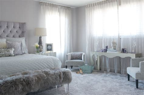 modern glam bedroom modern glam transitional bedroom new york by susan