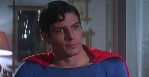 christopher reeve movies superman s best special effect didn t require any