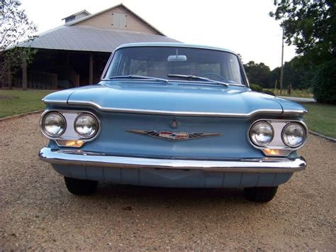 1960 chevrolet corvair deluxe 700 2 door club coupe rare low mile quot survivor quot less than 21k miles 1960 chevrolet corvair 700 for sale