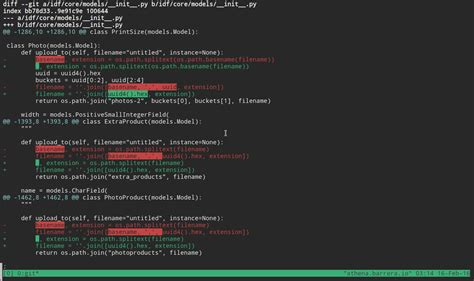 git tutorial hacker news diff so fancy make git diffs look good hacker news