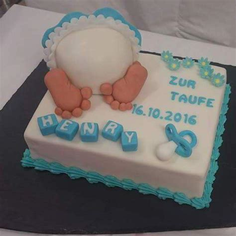 Torte Taufe by Zucker Fee Torten F 252 R Taufe