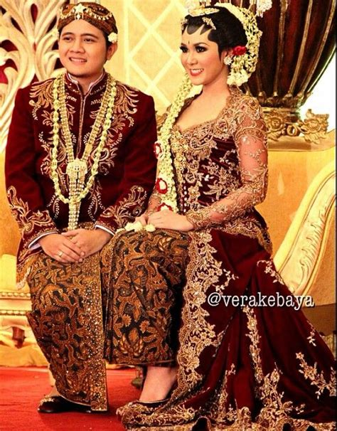 Slip On Gesper Merah Marun 118 best images about wedding style on traditional javanese and jakarta