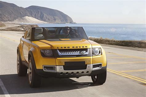 new land rover defender concept 2017 land rover defender release date redesign and interior
