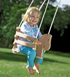 Wooden horse swing contemporary kids playsets and