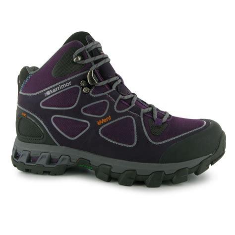 Sepatu Karrimor Ultra Brown 4 karrimor womens ksb walking hiking boots