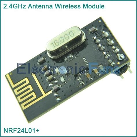 Nrf24l01 24ghz Antenna Wireless Transceiver Module For Arduino Micro nrf24l01 2 4ghz antenna wireless transceiver module for