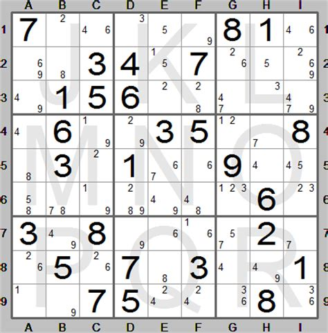 printable sudoku with candidates sudoku course part 6