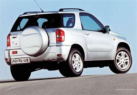 3 Door Rav4 Automatic by Toyota Rav4 3 Doors Specs 2000 2001 2002 2003