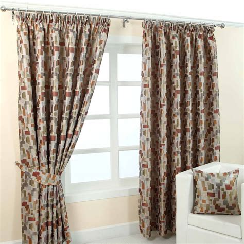 jacquard curtains cream pencil pleat jacquard curtains abstract design fully lined